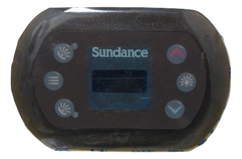 Hot Tub Parts - Sundance Spas Control Panel LCD (P/N: 6600-236)