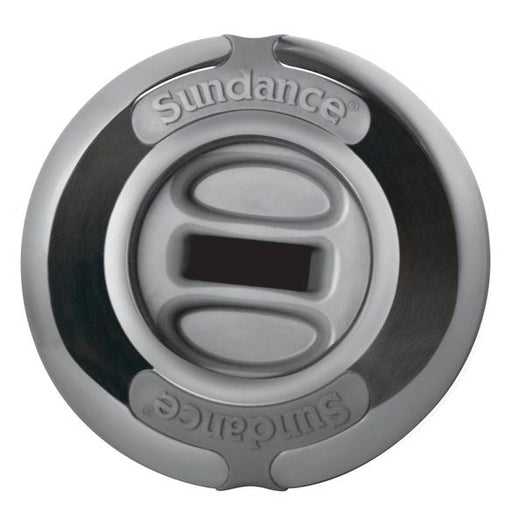 Hot Tub Parts - Sundance Spas Fluidix IntelliJet Face With 316 Stainless Steel Escutcheon (P/N: 6541-102)