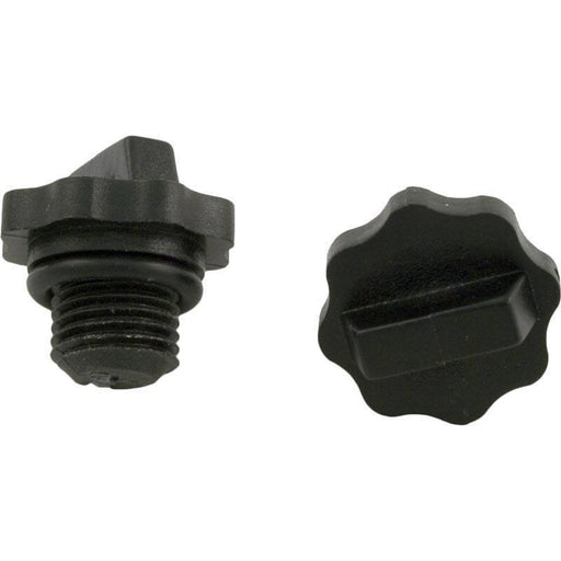 Hot Tub Parts - Sundance Spas Jacuzzi Drain Plug With O-Ring (P/N: 6500-255)