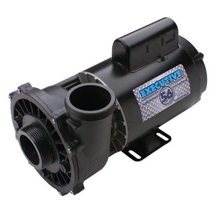 Waterway Executive 56 Frame Pump 5HP, 4 OP HP, 2 Speed (P/N: 3722021-1D) - Aqua-Tech
