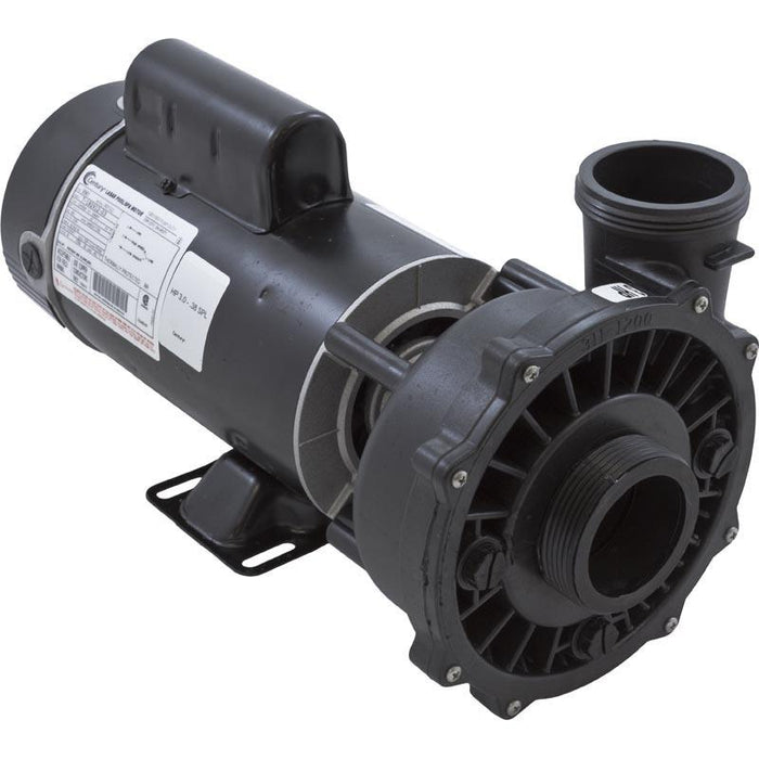 Waterway Pump 48 FR, 3HP, 2 Speed (P/N: 3421221-1A) - Aqua-Tech