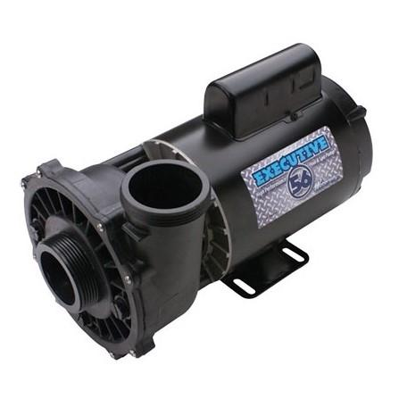 Waterway Pump 56 FR, 5HP, 1 Speed (P/N: 3712021-13) - Aqua-Tech