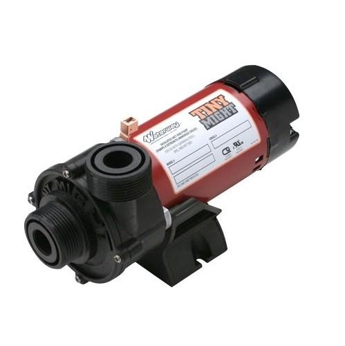 Waterway Tiny Might Circulation Pump 115 Volt (P/N: 3312610-1401) - Aqua-Tech