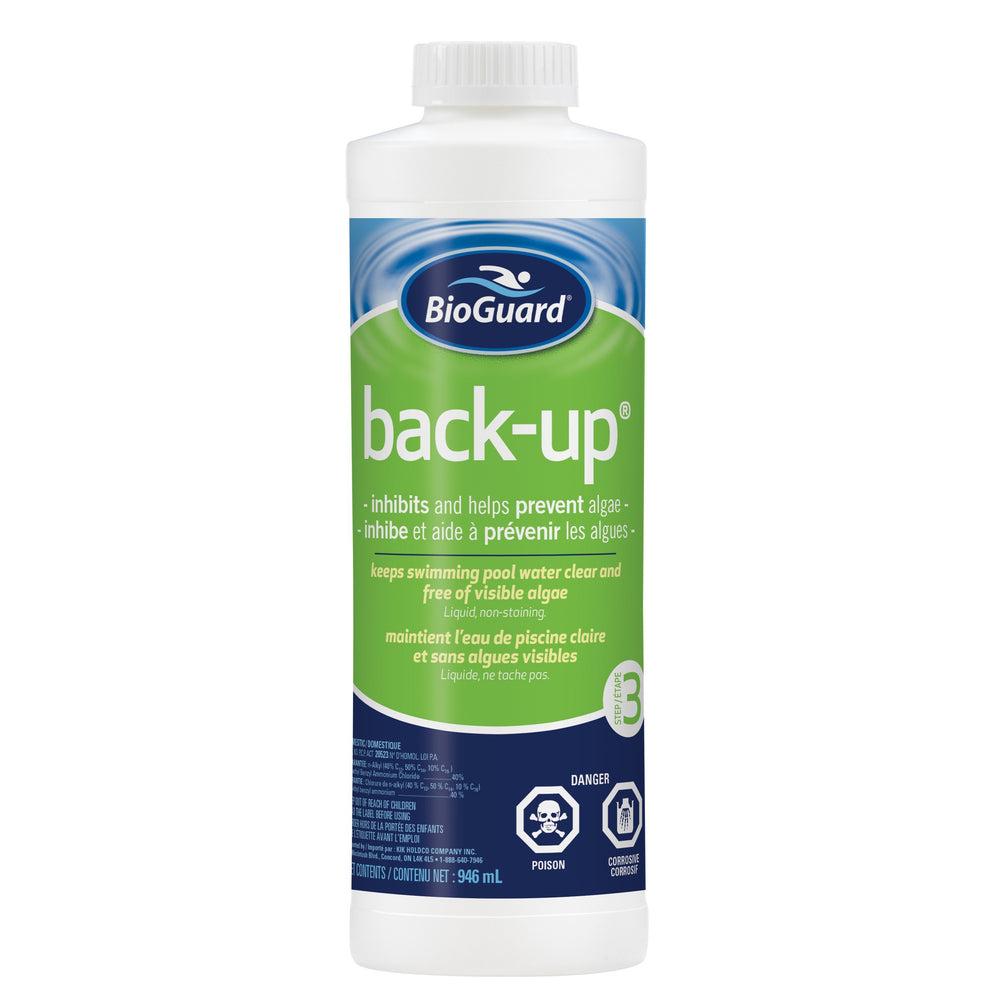 BioGuard Back Up® (946ml) - Aqua-Tech