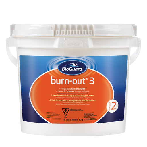 BioGuard Burn-Out® 3 (11.3kg) - Aqua-Tech