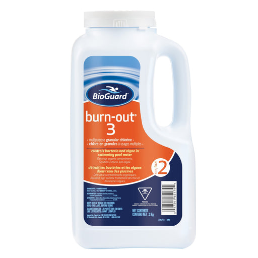 Pool Chemicals - BioGuard Burn-Out® 3 (2kg)