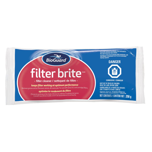 BioGuard Filter Brite™ (250gm) - Aqua-Tech