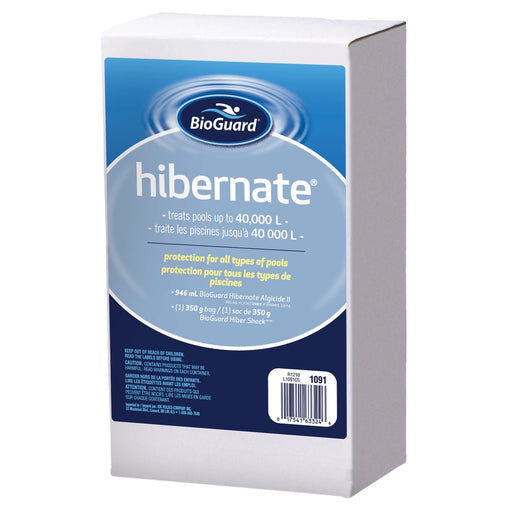 BioGuard Hibernate® Closing Kit - 40 (Treats up to 40,000ltr) - Aqua-Tech
