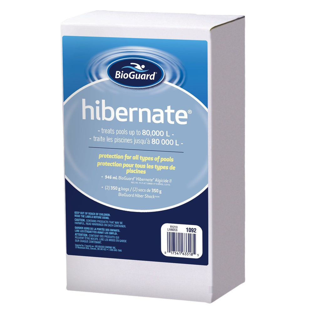 BioGuard Hibernate® Closing Kit - 80 (Treats up to 80,000ltr) - Aqua-Tech