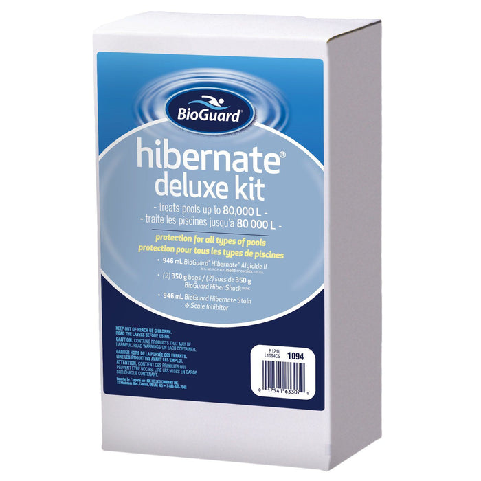 BioGuard Hibernate® Deluxe Closing Kit - 80 (Treats up to 80,000ltr) - Aqua-Tech