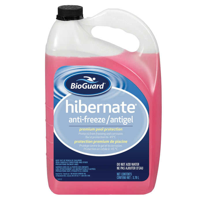 BioGuard Hibernate® Premium Anti-Freeze (3.78ltr) - Aqua-Tech
