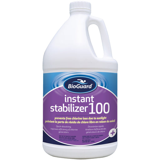 Pool Chemicals - BioGuard Instant Stabilizer 100™ (3.78ltr)
