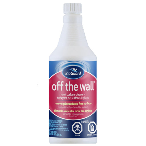 BioGuard Off the Wall® (946ml) - Aqua-Tech
