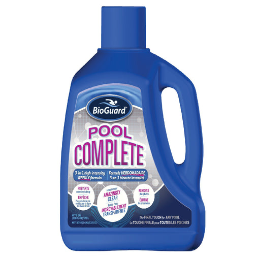 Pool Chemicals - BioGuard Pool Complete™ (3.78ltr)