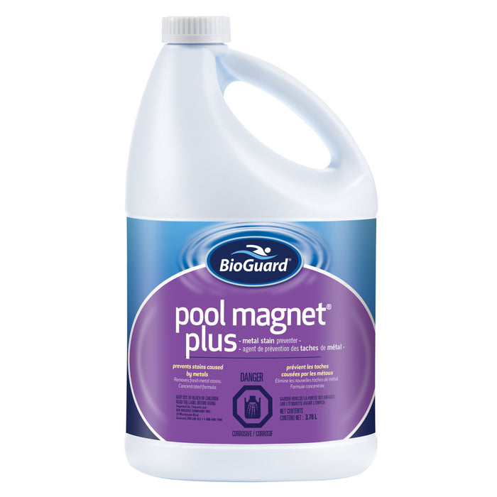 BioGuard Pool Magnet® Plus (3.78ltr) - Aqua-Tech