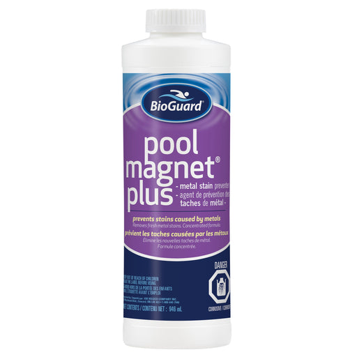 BioGuard Pool Magnet® Plus (946ml) - Aqua-Tech