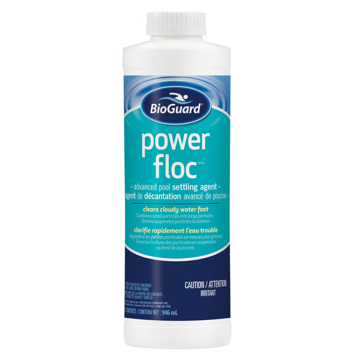 BioGuard Power Floc® (946ml) - Aqua-Tech