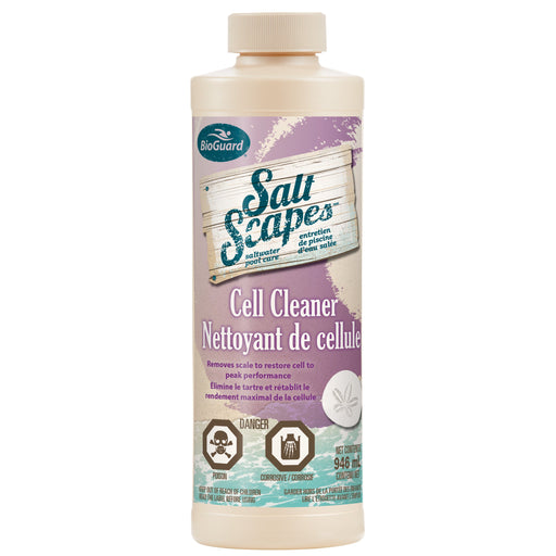 BioGuard SaltScapes® Cell Cleaner (946ml) - Aqua-Tech