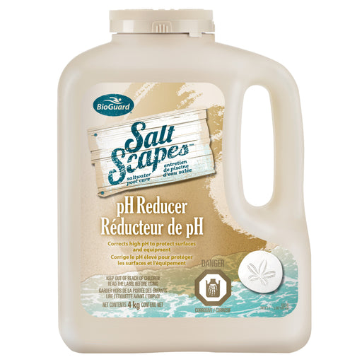 BioGuard SaltScapes® pH Reducer (4kg) - Aqua-Tech