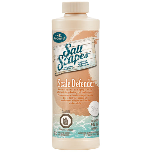 BioGuard SaltScapes® Scale Defender™ (946ml) - Aqua-Tech