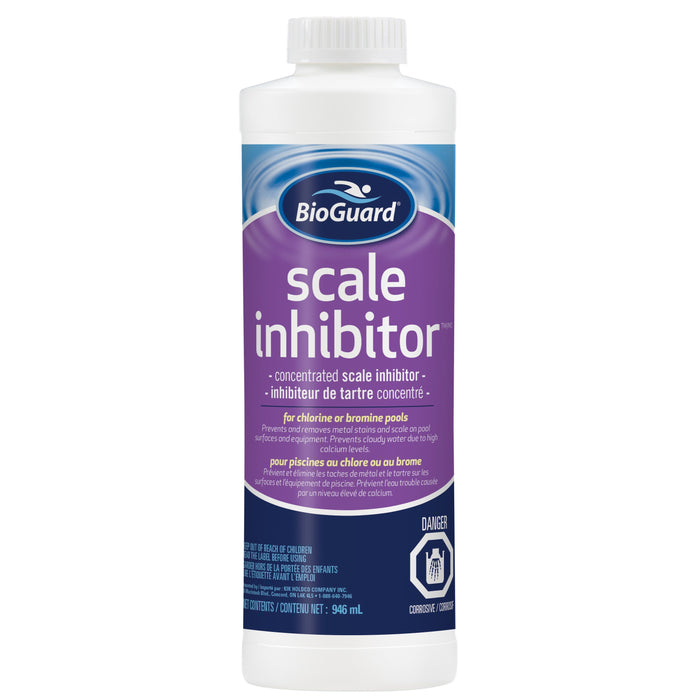 BioGuard Scale Inhibitor™ (946ml) - Aqua-Tech