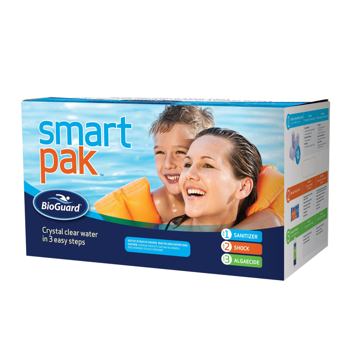 BioGuard Smart PAK™ Large Kit (Large) - Aqua-Tech