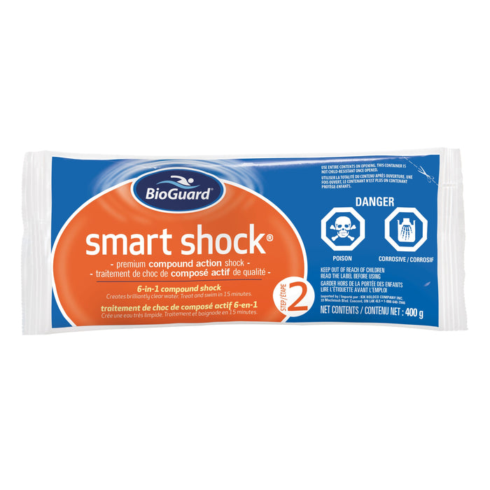 BioGuard Smart Shock® (400gm Bags Only) - Aqua-Tech