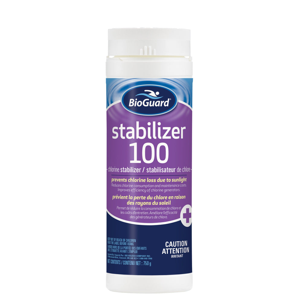 BioGuard Stabilizer 100™ (750gm) - Aqua-Tech