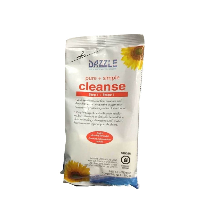 Dazzle Cleanse Pouch (250gm Bag) - Aqua-Tech