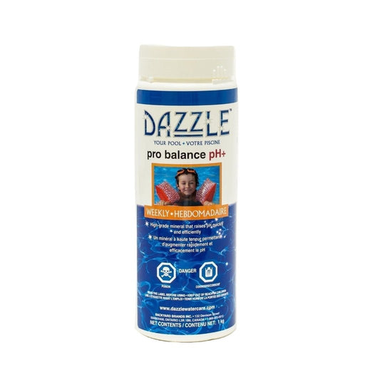 Dazzle pH Plus (1kg) - Aqua-Tech