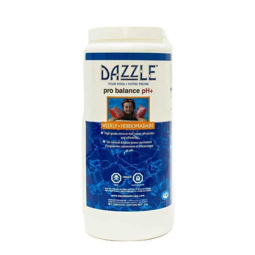 Dazzle pH Plus (5kg) - Aqua-Tech