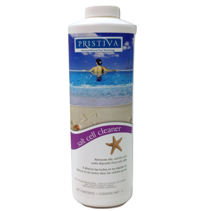 Dazzle Pristiva Salt Cell Cleaner (946ml) - Aqua-Tech