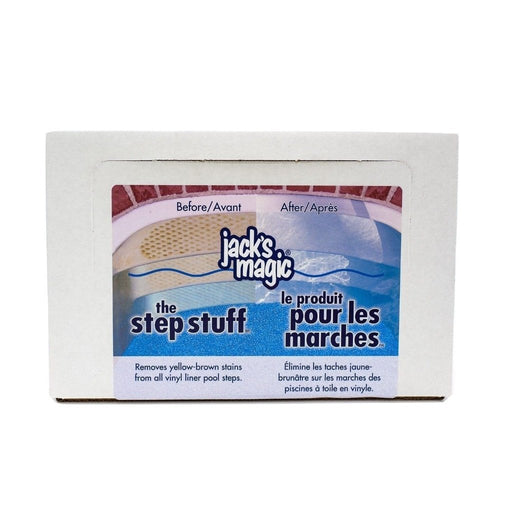 Jack's Magic The Step Stuff (224gm) - Aqua-Tech