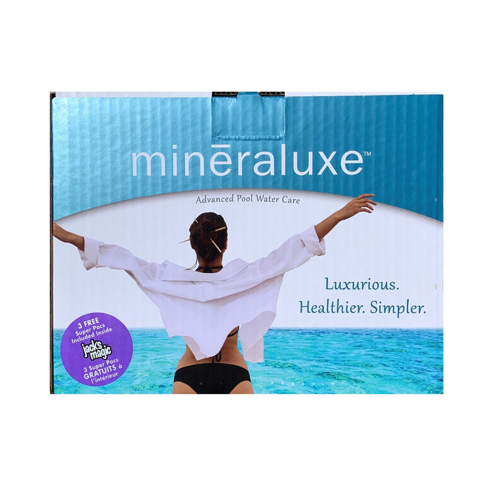 Mineraluxe Complete Pool Care Kit