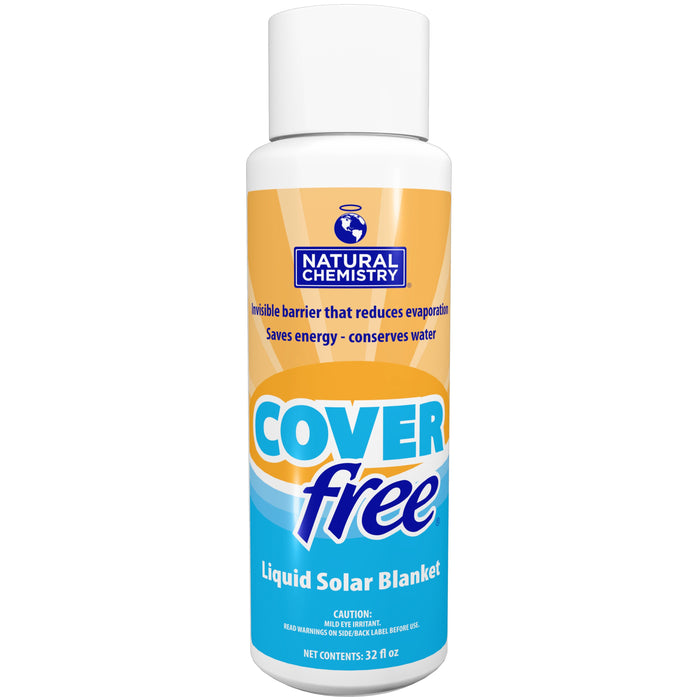 Natural Chemistry Cover Free (946ml) - Aqua-Tech