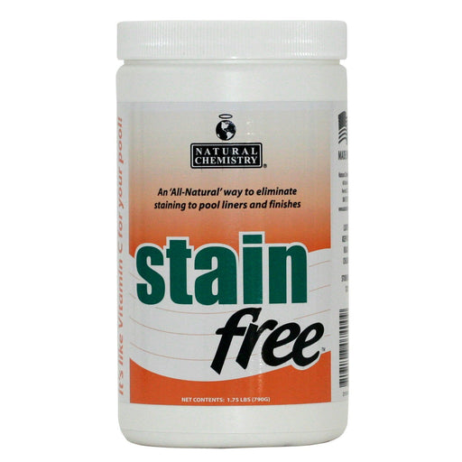Pool Chemicals - Natural Chemistry Stain Free (793gm)