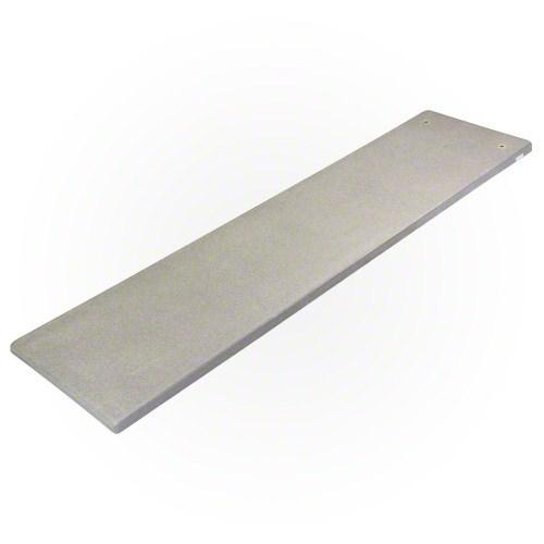Pool Equipment - 6 Foot Grey Fibre Dive Board (P/N: 66-209-266S24)