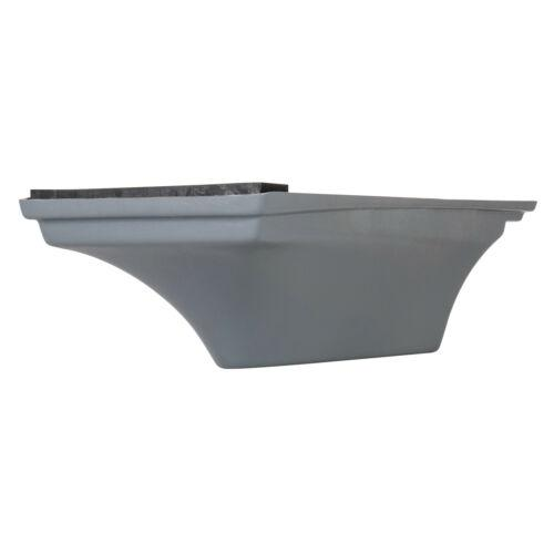 Pool Equipment - 6 Foot Grey Flyte Deck Stand (P/N: 70-209-73624)
