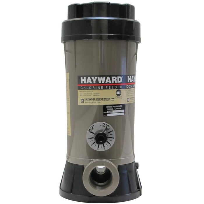 Hayward CL220 Inline Automatic Pool/Spa Chlorine Feeder (P/N: HAY-45-305) - Aqua-Tech