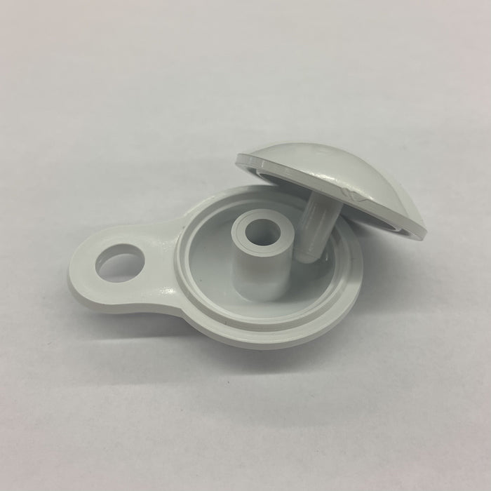 Pool Parts - 2 Pc Grommet For Solar Blanket (P/N: ROC-701-0122)