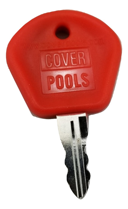 Cover Pools Autocover Key (P/N: 050329) - Aqua-Tech