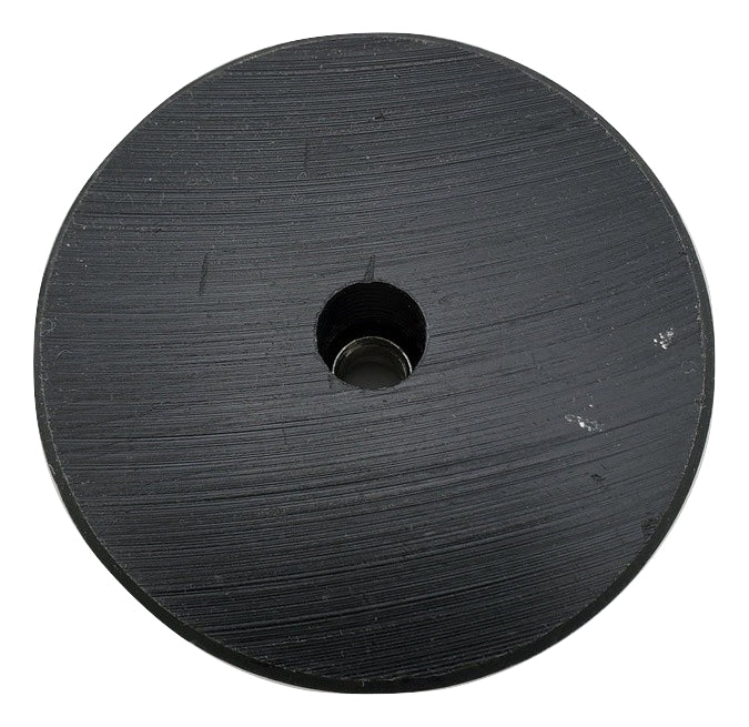Pool Parts - Cover Pools Wheel Plug Large With Nut (P/N: 110111)