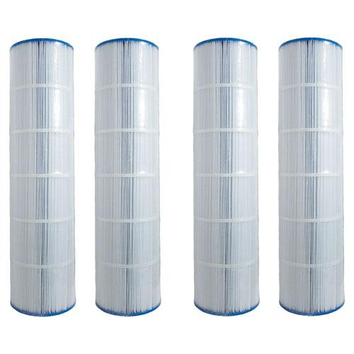 Jandy CL340 Set of 4 Cartridges 340 Sq. Ft (P/N: R0554500) - Aqua-Tech