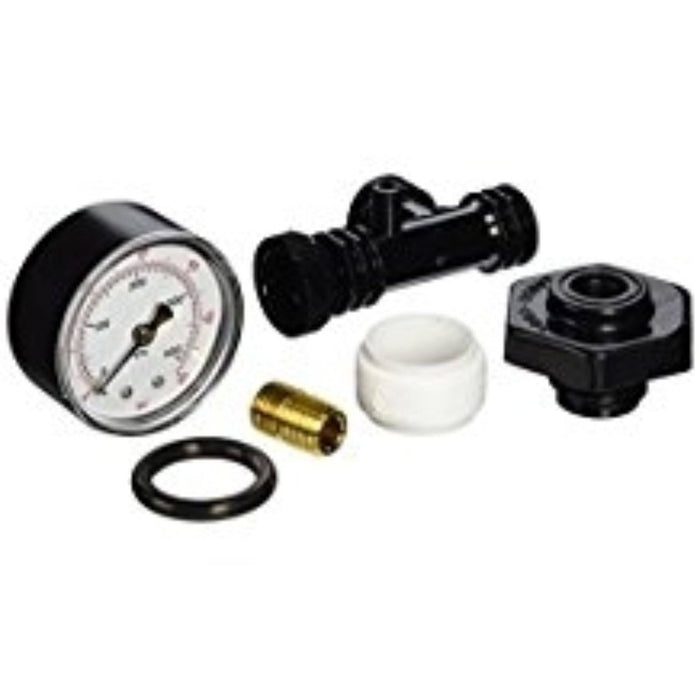 System III Valve Gauge Assembly (P/N: 24850-0105) - Aqua-Tech