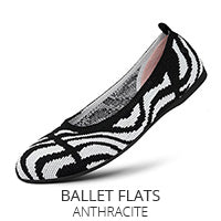Ballet Flats Anthracite