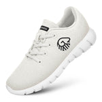 Merino Wool Runners WOMEN - Doctor´s white 011