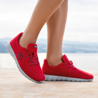 Giesswein Merino Runners MEN - flame red 343