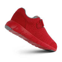 Giesswein Merino Runners Kids - flame red 343