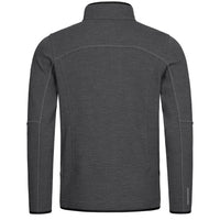 Giesswein Merinowool Knit Jacket M - night gray 028