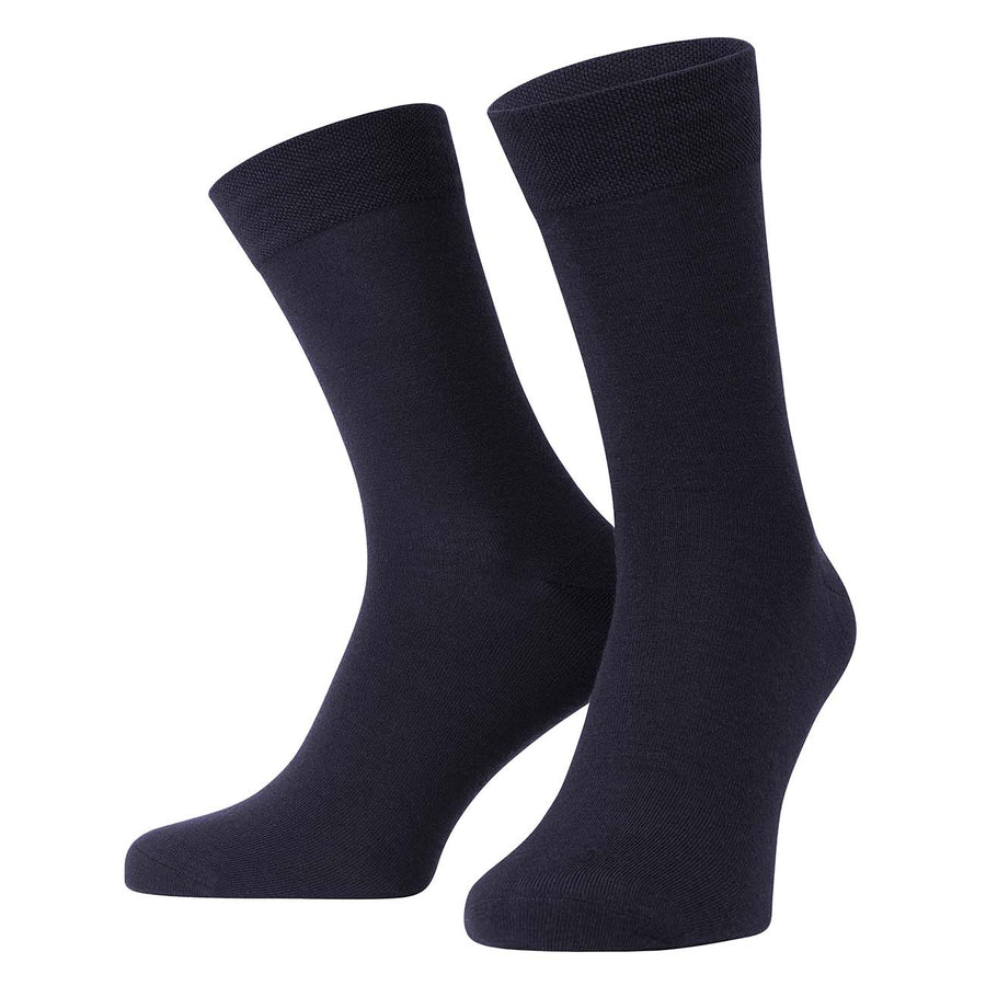 Giesswein Merino Business-Socken - dark blue 548